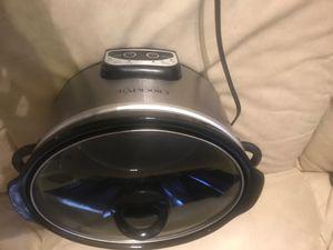 Digital Crock Pot $10 for Sale in Teaneck, NJ