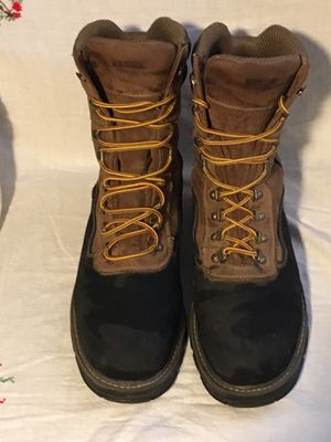 Wolverine work boots size 12ew for Sale in Bakersfield, CA