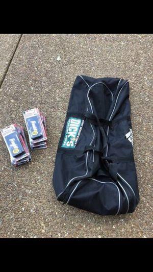 Adidas Dick's Sporting Goods Baseball Bat & Equipment Bag for Sale in Mount Juliet, TN