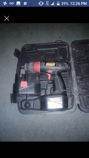 Coleman drill for Sale in Axis, AL