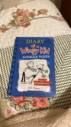 Diary of a wimpy kid books for Sale in Hesperia, CA