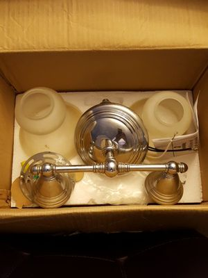 Wall/Bath Light Fixture for Sale in Greensboro, NC