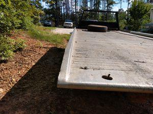 Heavy duty aluminum Vulcan roll back body for Sale in Appomattox, VA