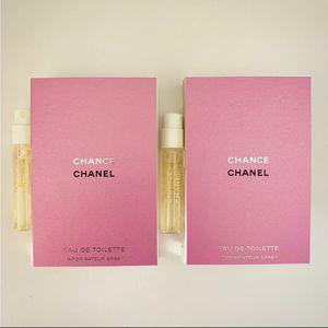 Chanel chance 2 piece perfume bundle for Sale in Coronado, CA