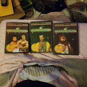 Wwf Superstars Of Wrestling June,july,September 1995 for Sale in Chicago, IL
