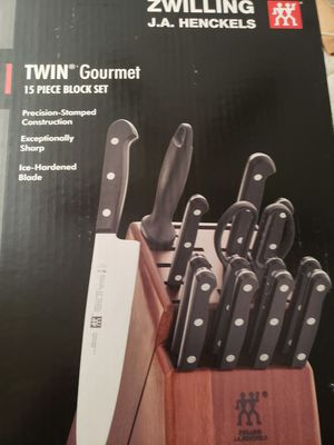 Zwilling J. H. Henckels for Sale in Forest Heights, MD