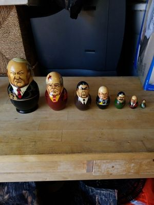 Very beautiful Russian wooden nesting Dolls for Sale in Springfield, VA