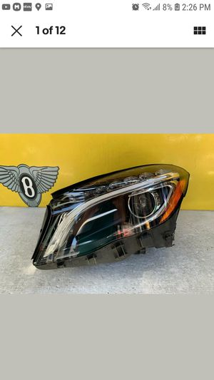 2014 2015 2016 MERCEDES GLA250 GLA450 BI-XENON LEFT SIDE HEADLIGHT 16 15 14 OEM for Sale in Wilmington, CA