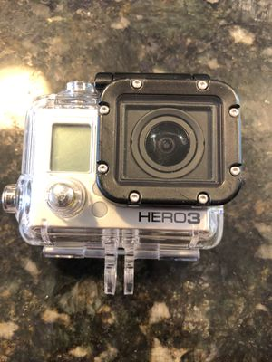 Gopro hero 3 with remote and accessories for Sale in North Massapequa, NY