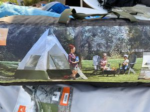Teepee tent camping new $55 for Sale in LAKE ELSINORE, CA