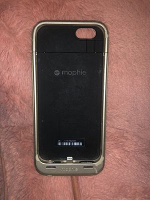 Portable iPhone charging case for Sale in North Las Vegas, NV