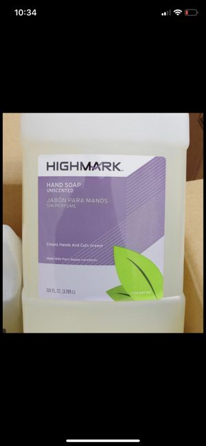 Premium hand soap $5 each all natural no drying hands for Sale in Vancouver, WA