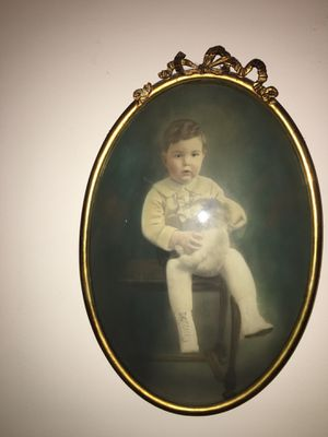 Old hand colored photo of child for Sale in Falls Church, VA