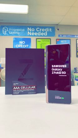 Samsung Galaxy ZFold 2 5G 256gb Factory Unlocked - Like New! (30 Days Warranty) for Sale in Arlington,  TX