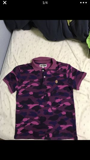 Bape Shirt for Sale in Clermont, FL