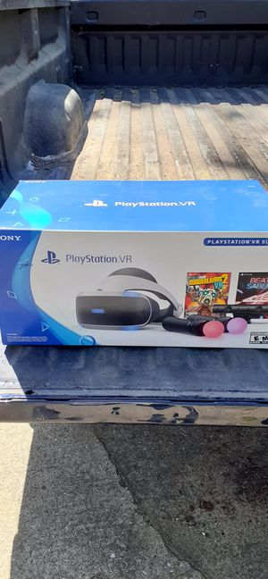 Ps4 vr for Sale in Groveport, OH