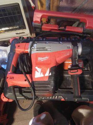 Milwaukee hammer drill for Sale in Zimmerman, MN