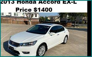 ֆ14OO_2013 Honda Accord for Sale in Hartford, CT