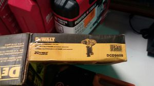 DeWalt 20 volt 1/2 inch 3-speed hammer drill - tool only for Sale in Phoenix, AZ
