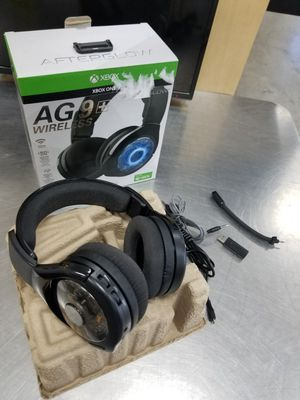 Afterglow AG9 wireless gaming headphones for Sale in Las Vegas, NV