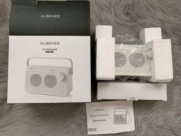 New Albhes Wireless tv speaker