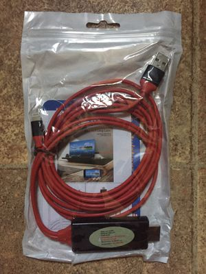 HDMI Adapter Cable -Brand New for Sale in Hudson, FL