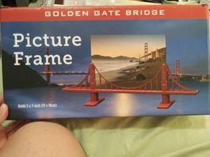 San Fransisco Bridge Frame for Sale in Fresno, CA