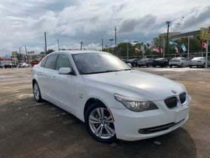 2009 BMW 5 Series for Sale in Houston, TX