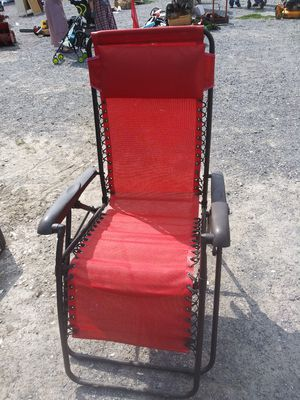 Zero gravity chair for Sale in Penbrook, PA