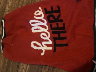 DOG CHRISTMAS SWEATER for Sale in Dallas,  TX