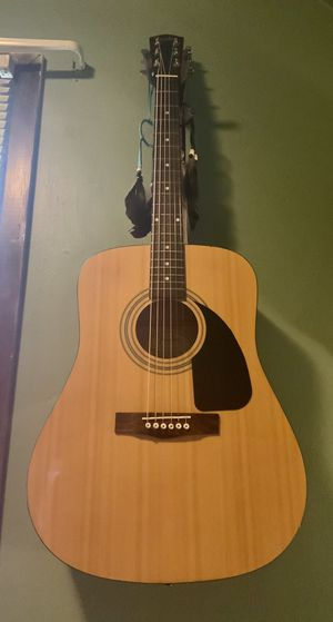 Fender FA 100 Acoustic Guitar for Sale in Pittsburgh, PA