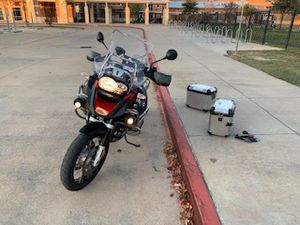 2012 BMW R1200GSA Dual Sport Motorcycle for Sale in Houston, TX