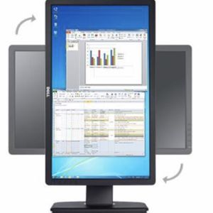 """Dell P2212HB 1920 x 1080 Resolution 22"""" Widescreen LCD Flat Panel Computer Monitor Display for Sale in Miami, FL"""