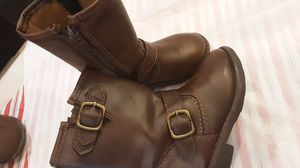 Carters size 6 toddler boots for girl for Sale in Los Angeles, CA