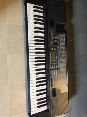 Casio CTK - 720 for Sale in Weatherford, TX