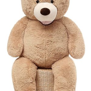 "Moving Out Sale - 53"" Plush Teddy Bear- Perfect Holiday Gift for Sale in San Diego, CA"