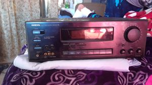 Onkyo Audio Video Control amplifier a-sb6190 Pro for Sale in San Diego, CA