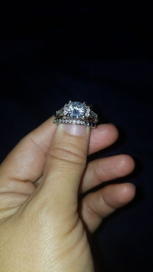 Womans Wedding or Engagement Ring Set for Sale in Gilroy, CA