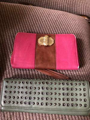 2 wallet for Sale in West Valley City, UT