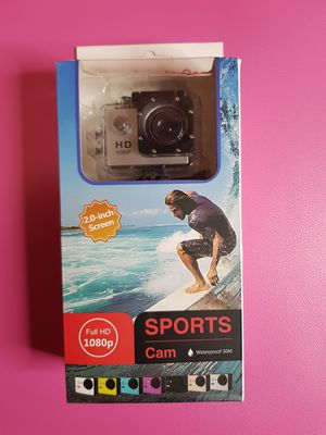 Used, Action Camera Waterproof camcorders sport for Sale for sale  Brooklyn, NY