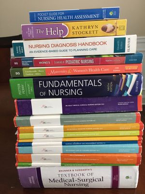 Nursing textbooks for Sale in Maryville, TN