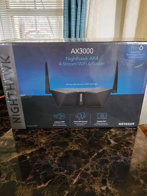 Brand New NetGear AD3000 router for Sale in Pensacola, FL
