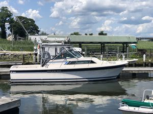 1988 WellCraft 3200 coastal 32 ft offshore fishing boat for Sale in Old Saybrook, CT