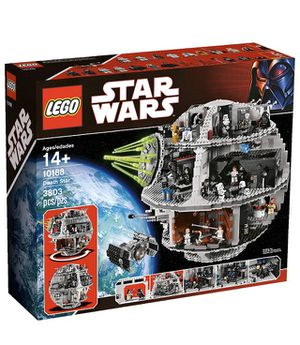 LEGO Star Wars Death Star (10188) (Discontinued by manufacturer) for Sale in Pembroke Pines, FL