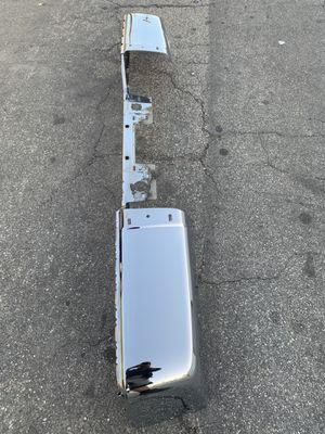 Chevy Silverado GMC Sierra (1500, 2500HD, 3500HD) Rear Bumper OEM 2007 2008 2009 2010 2011 2012 2013 for Sale in Lynwood, CA
