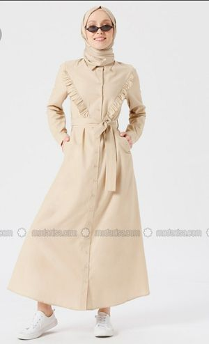 Beige - Point Collar - Unlined - Dresses for Sale in Houston, TX