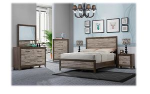 BEAUTIFUL 5 PCS QUEEN BEDROOM SET NEW for Sale in Austin, TX