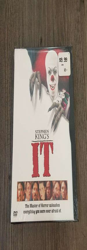 Stephen King's IT (DVD, 2002), New for Sale in Denver, CO