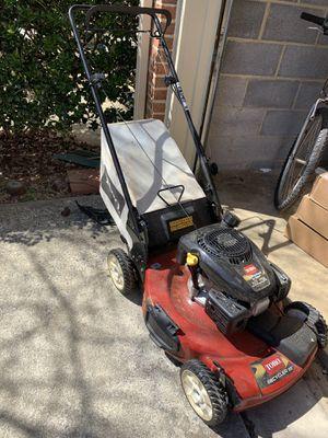 Toro lawnmower self propelled for Sale in Rockville, MD