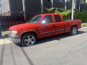 1999 Chevrolet Silverado for Sale in Los Angeles, CA